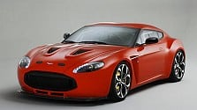 Aston Martin V12 Zagato Parts
