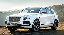 Bentley Bentayga Parts
