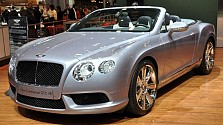Bentley Continental GTC Parts