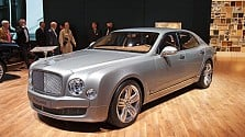 Bentley Mulsanne Parts