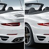Tail lights, darkened Thumbnail B
