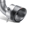 Akrapovic Slip-On Line Titanium Exhaust Thumbnail 6