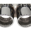 Stainless Steel Tailpipes - GT3 RS Thumbnail 4