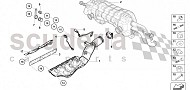 Lamborghini Gallardo Exhaust Parts