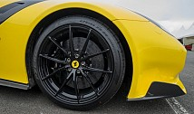 F12 TDF Forged Wheels (Matte Black)