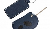 Key Cover and Key Ring Set (Leather)