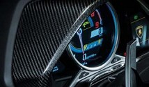 Carbon Fiber Dashboard Kit