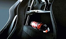 Rear Bench Kit With Extinguisher