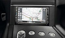Satellite Navigation System And Rear View Camera (RVC)