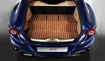 Luggage Compartment (Wood)