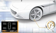 Tyre pressure monitoring
