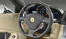 Steering Wheel (Carbon Fibre)