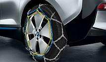 Comfort snow chains