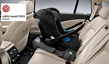 BMW baby seat group 0+