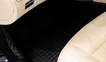 Vehicle Floor (Quilted Leather)