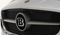 BRABUS logo for front grill