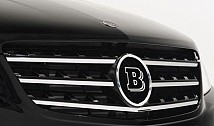 Brabus Double-B Insert (Front Grille)
