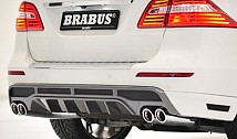 Sports Exhaust (ML 350)