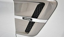 BRABUS air vent for fender front