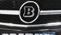 Brabus Logo (Front Grill)