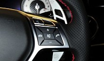 "BRABUS shift paddles ""RACE"""