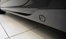 BRABUS Side skirts