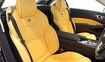 BRABUS leather / altcantara interior trim