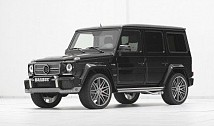 Brabus Widestar Conversion Kit