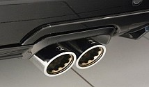 BRABUS sports exhaust