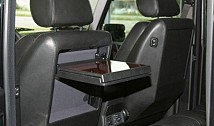 Integrated Rear Tables