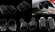 Black Tailpipe Coatings