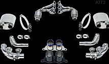 Sport Exhaust System Kit 3