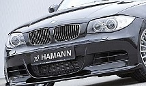 Hamann Competition Front Spoiler - BMW 1M