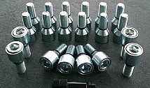 Hamann Lugnut Locks / Locking Wheel Bolts