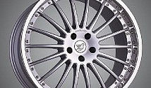 Hamann 19 Inch Light Alloy Wheel Anniversary I