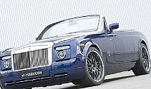 Hamann Lowering Kit - Rolls Royce Phantom