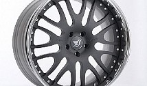 "Hamann 22 Inch Light Alloy Wheel Edition Race ""Anodized"" - Porsche Panamera"