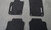 Hamann Exclusive Floormat Set