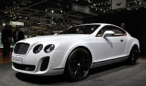 Bentley Continental Supersports (2009+)