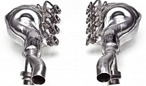 FERRARI F355 EXHAUST SYSTEM by TUBI