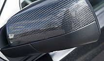 Mirror Covers in Carbon (Facelift)