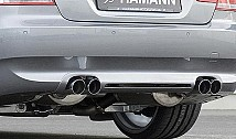 Rear Centre Moulding for 4 Tailpipes (E92/E93)