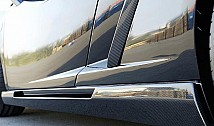 Side Sills in Carbon