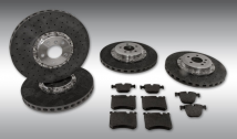 High-Performance Carbon Ceramic Brake System
