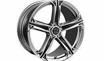Monoblock T Wheels (Liquid Anthracite)
