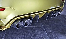 Tailpipe Set Carbon (F80/F82/F83)