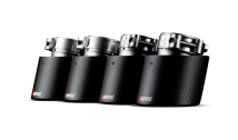 Tailpipe Set Carbon (E71)