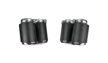 Tailpipe Set (Carbon)