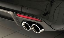 Valve-Controlled Sports Exhaust System (S500/S600)