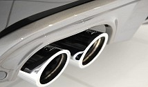 Brabus Sports Exhaust (Diesel Engine)